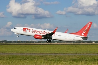 Nieuw: Corendon Airlines Europe
