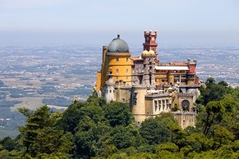 Highlights Sintra & Lissabon