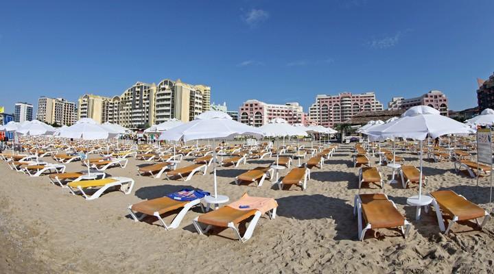 Strand Zonnestrand, Sunny Beach