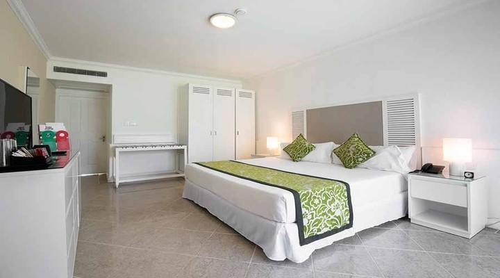 Slaapkamer 2 van Familiesuite
