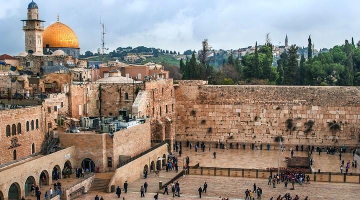 klaagmuur Jeruzalem israel