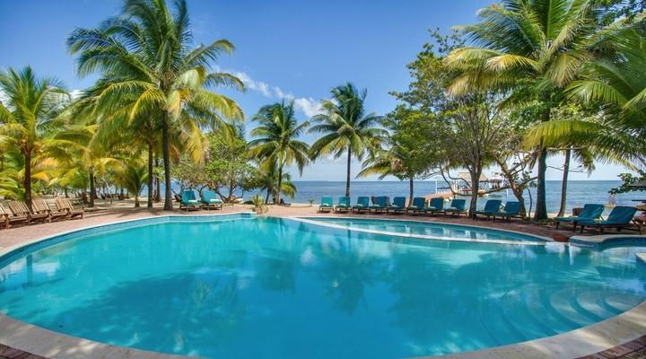 Caraïbisch resort