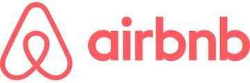 Logo van Airbnb