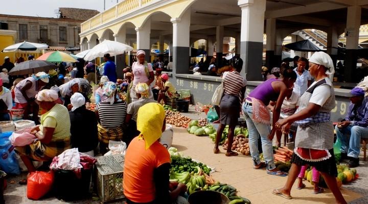Markt in Assomada