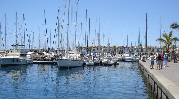 Haven Gran Canaria Spanje