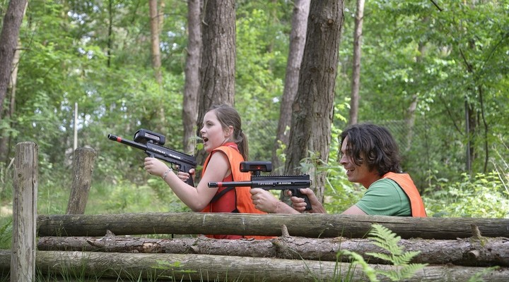 Paintballen in de Cool Factor Arena