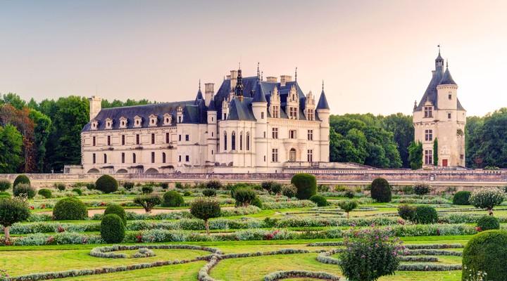 Chateau de Chenonceau, Loire Frankrijk
