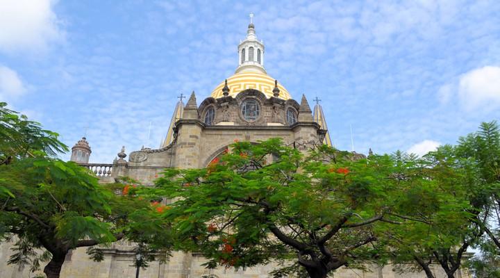 Kathedraal Guadalajara, Mexico