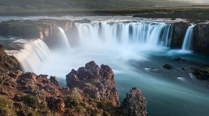 De Godafoss waterval