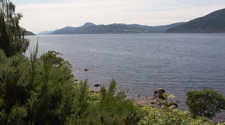 Het meer van Lochness