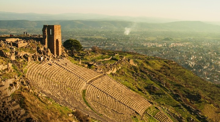 Werelderfgoed Bergama in Izmir