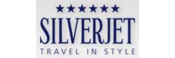 Logo van Silverjet