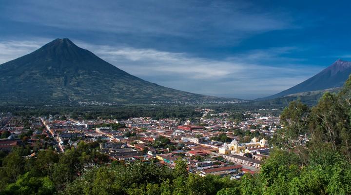 Vallei van Antigua, Guatemala