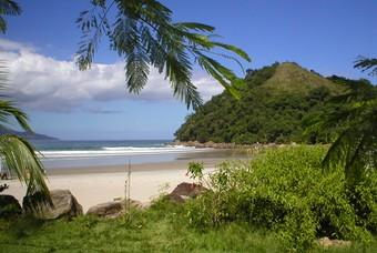 Praia de Camburi, San Sebastian