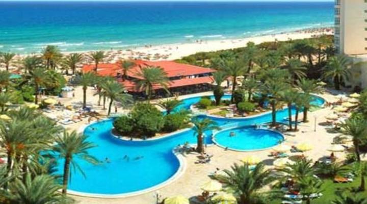 Hotel Riash Palms, Sousse