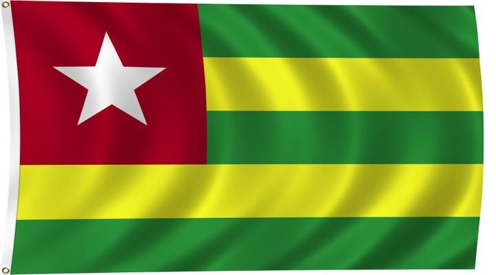 Vlag van Togo