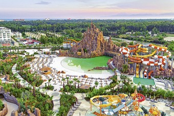 The Land Of Legends Theme Park nieuw in aanbod Alltours