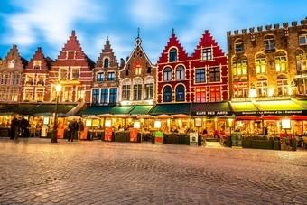 Nieuw bij Van Nood Reizen: stedentrip naar België