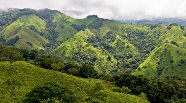 Landschap Costa Rica