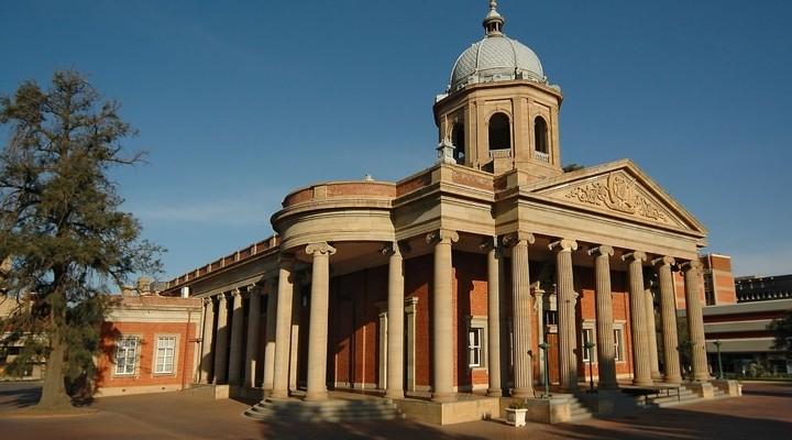 Bloemfontein Raadzaal Zuid-Afrika