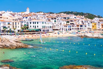 Weekje naar Spaanse kust