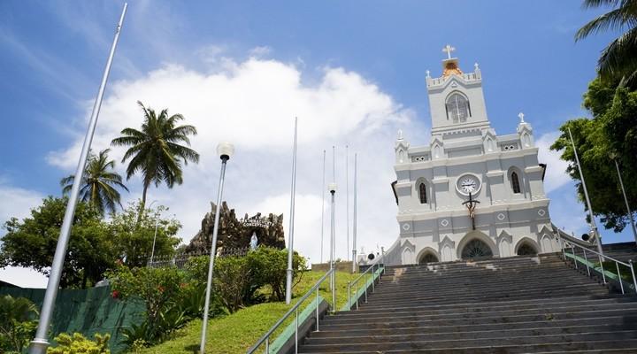Kalutara in Sri Lanka