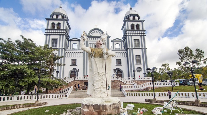 Suyapa Kerk, Tegucigalpa, Honduras