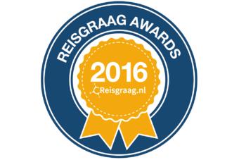 Reisgraag awards 2016