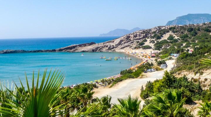 Paradise Beach op Kos