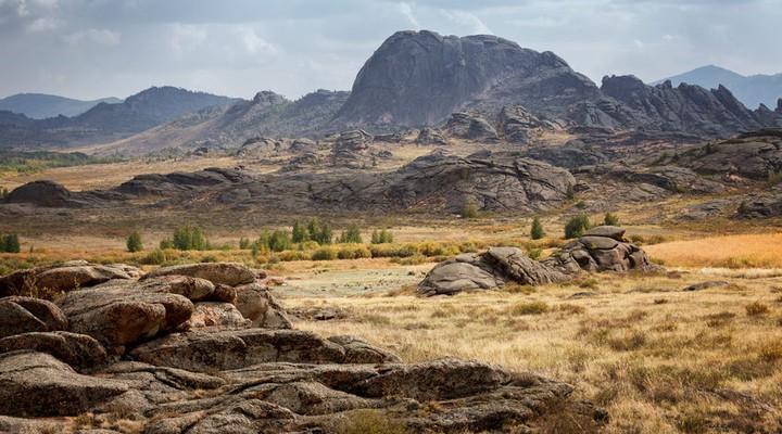 Bayanaul Nationaal Park