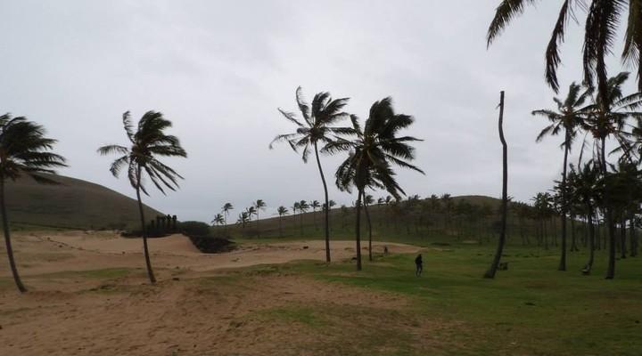 Anakena Beach, Paaseiland