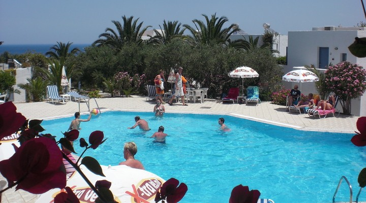 Zwembad Palatia Village
