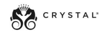 Logo van Crystal Cruises