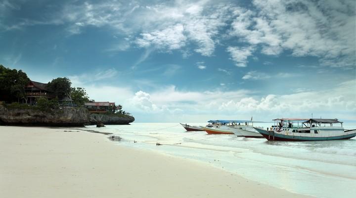 Makassar in Indonesië