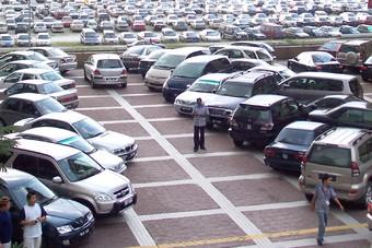 Exclusieve parkeerplaatsen op Schiphol