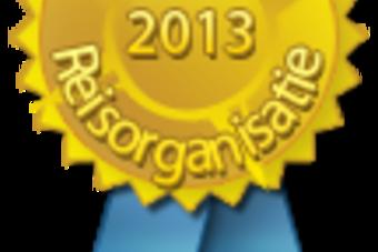 Crusj beste reisorganisatie 2013