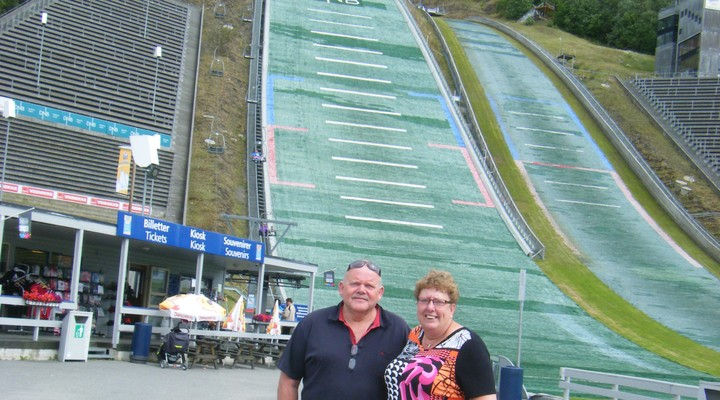 In Lillehammer