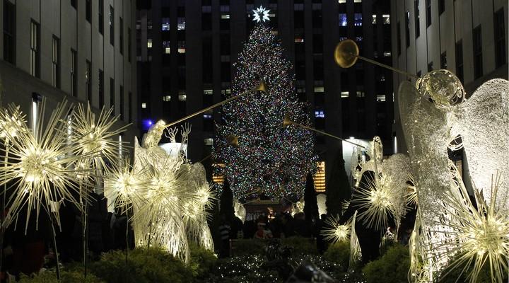 Kerst in New York