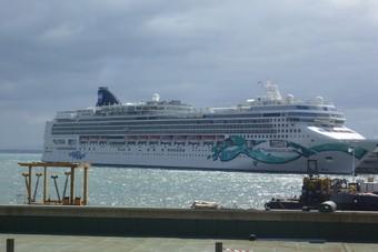 Cruise op de Middellandse Zee