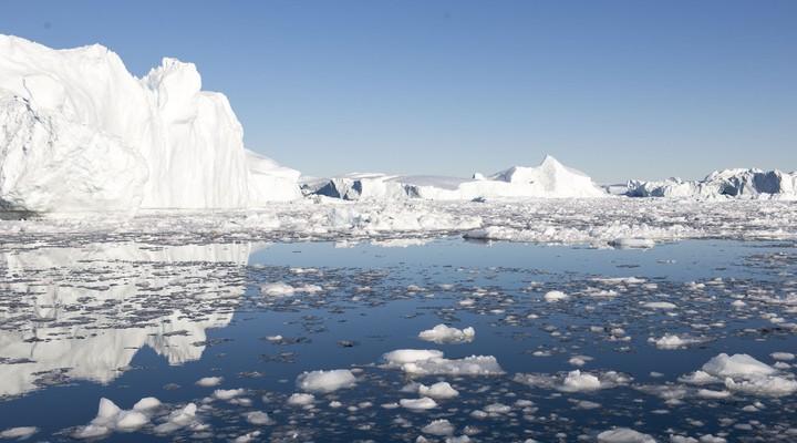 Disko Baai Groenland