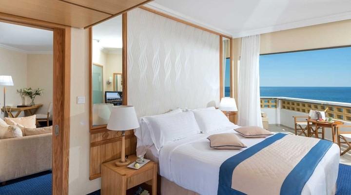 Executive One Bedroom Suite - Sea View van Executive One Bedroom Suite - Sea View