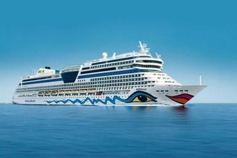 AIDA schepen worden omgetoverd tot galeries