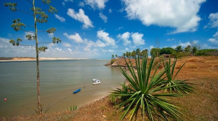 Kustlijn Tibau do Sul