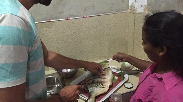 Vis klaarmaken
