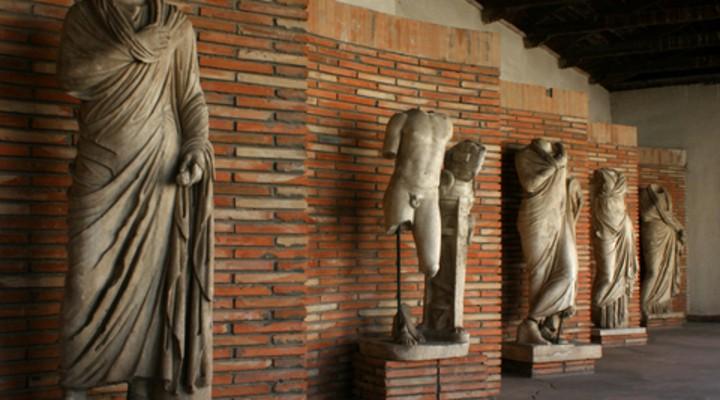 Beelden in Apollonia