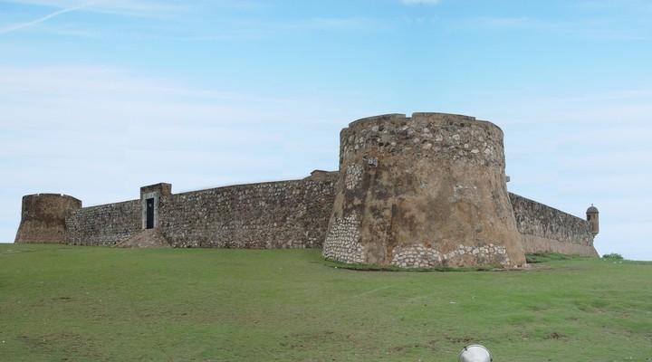 Fort El Morro, Puerto Plata