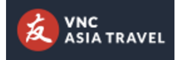 Logo van VNC Asia Travel