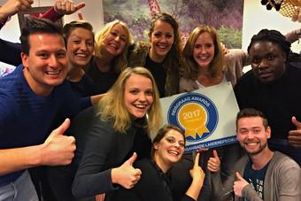 Riksja Travel wint Reisgraag Award 2017