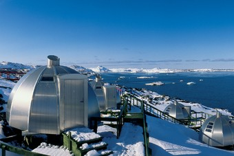 Hotel Arctic, Groenland