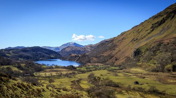 Wales Snowdonia National park